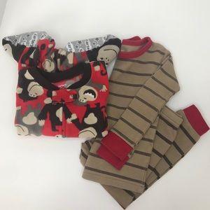 Carter's Boys Pajamas Bundle, size 24M/2T